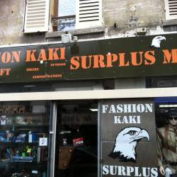 Surplus Militaire & Airsoft (Fashion Kaki)